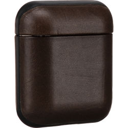 Nomad Rugged Case for AirPods (Rustic Brown)