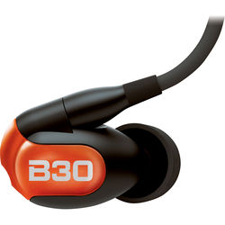 Westone B30 Three-Driver True-Fit Earphones with High-Definition MMCX & Bluetooth Cables