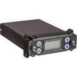 Lectrosonics SRc Dual-Channel Slot-Mount ENG Receiver (A1: 470.100 to 537.575 MHz)