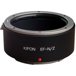 KIPON  Lens Mount Adapter for Canon EF-Mount Lens to Nikon Z-Mount Camera
