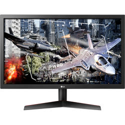 "LG 24GL600F 24"" 16:9 144 Hz FreeSync LCD Gaming Monitor"