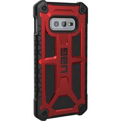 Urban Armor Gear Monarch Series Case for Samsung Galaxy S10e (Crimson)