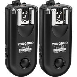 Yongnuo RF-603N II Wireless Flash Trigger Kit for Nikon DC2 Connection