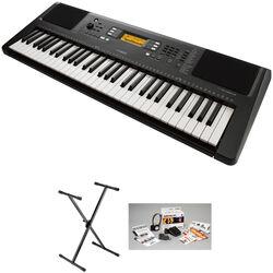 7fff1d59eb3 Yamaha PSR-E363 61-Key Portable Keyboard Essential Bundle