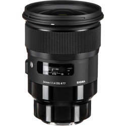 Sigma 24mm f/1.4 DG HSM Art Lens for Leica L