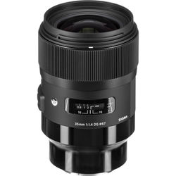 Sigma 35mm f/1.4 DG HSM Art Lens for Leica L