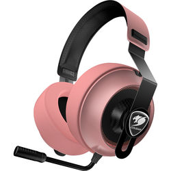 COUGAR Phontum Essential Stereo Gaming Headset (Pink)