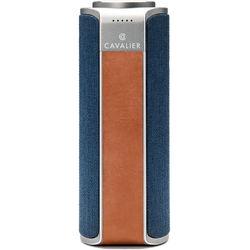Cavalier Maverick Bluetooth & Wi-Fi Speaker with Amazon Alexa (Blue)