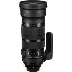 Sigma 120-300mm f/2.8 DG OS HSM Sports Lens for Nikon F