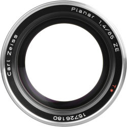 ZEISS Planar T* 85mm f/1.4 ZE Lens for Canon EF