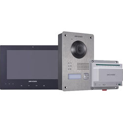 Hikvision DS-KIS701 Two-Wire Video Intercom Kit