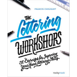 Francis Chouquet Book: The Lettering Workshops