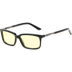 GUNNAR Haus Computer Glasses (Onyx Frame, Amber Lens Tint)