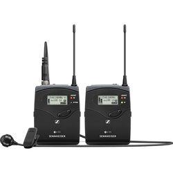 Sennheiser EW 122P G4 Camera-Mount Wireless Cardioid Lavalier Microphone System (A1: 470 to 516 MHz)