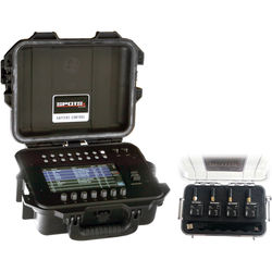 SPOTS Gaffer's Control Kit with 4 Cinelex Skynodes and Pelican Case