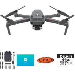 DJI Mavic 2 Enterprise Dual with Fly More Accessory Kit