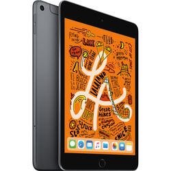 """Apple 7.9"""" iPad mini (Early 2019, 64GB, Wi-Fi + 4G LTE, Space Gray)"""
