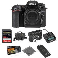 Nikon D7500 | B&H Photo Video