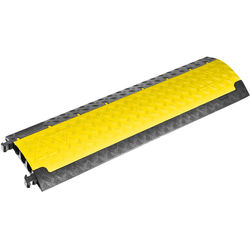 Defender Cable Protection Syst MINI 3-Channel Cable Protector (Yellow Lid)