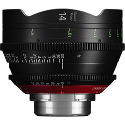 Canon 14mm Sumire Prime T3.1 (PL Mount, Feet)
