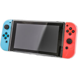 Nyko Thin Case for Nintendo Switch (Clear)