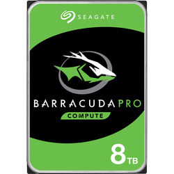 "Seagate 8TB BarraCuda Pro 7200 rpm SATA 3.5"" Internal HDD"