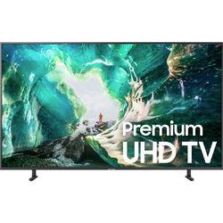 "Samsung RU8000 49"" Class HDR 4K UHD Smart LED TV"