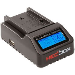 Hedbox RP-DC40 Digital LCD Battery Charger