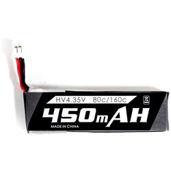 EMAX HV 450mAh 1S LiPo Battery for Tinyhawk FPV Racing Drone