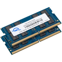 OWC / Other World Computing 64GB DDR4 2666 MHz SO-DIMM Memory Upgrade (2 x 32GB)