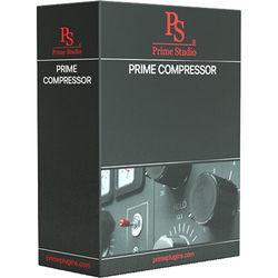 Prime Studio Prime Compressor Plug-In Software (Download)