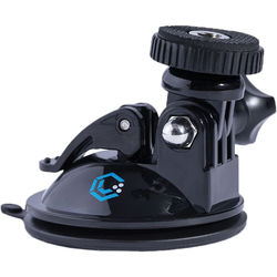 Lume Cube Suction Cup Mount with 360° Ball Head