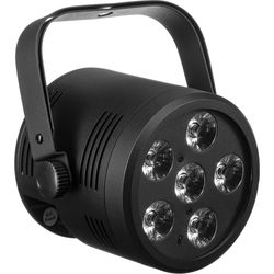 Blizzard LB Hex Unplugged RGBAW+UV Battery-Powered LED PAR Fixture