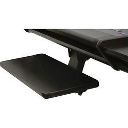 Omnirax Adjustable Computer Keyboard / Mouse Shelf for /NT/NT2 (Black)