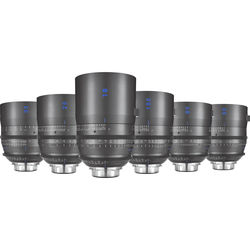 Tokina Vista One 6-Lens Kit (ARRI LPL Mount)