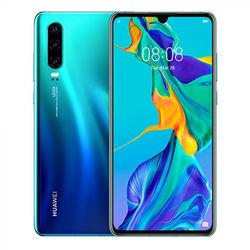 Huawei P30 Dual-SIM 128GB Smartphone (Unlocked, Aurora)