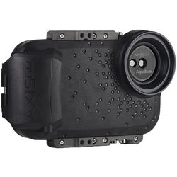 AquaTech AxisGO Water Housing for iPhone 11 Pro Max, 11, XS Max & XR (Moment Black)