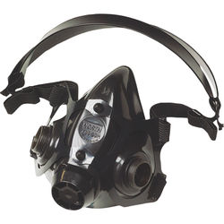 Honeywell Safety Products 7700 Dual Element Respirator Half Mask (Large)