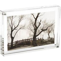 ArtToFrames 21x12.5 Picture Frame 1.25 Espresso