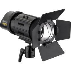Genaray Contender CD-U LED Focusing Spot Light with Battery Module Kit (Daylight)