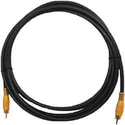 Kramer Molded RCA Male-Male Coax Cable (75')