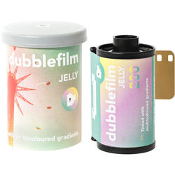 dubble film Jelly 200 Color Negative Film (35mm Roll Film, 36 Exposures)