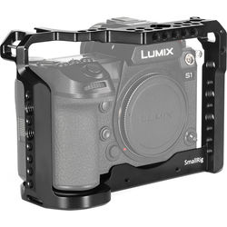 SmallRig Camera Cage for Panasonic Lumix DC-S1 and S1R