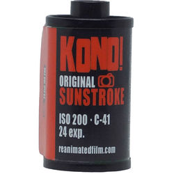 KONO Original Sunstroke 200 Color Negative Film (35mm Roll Film, 24 Exposures)