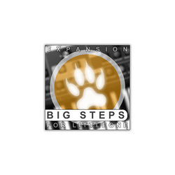 XHUN Audio Big Steps Expansion for LittleOne (Download)
