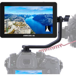 """ANDYCINE A6 Plus 5.5"""" 4K HDMI In/Out 1920 X 1080 3D LUT Touchscreen Monitor"""