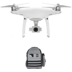 DJI Phantom 4 Pro Quadcopter Kit with Backpack