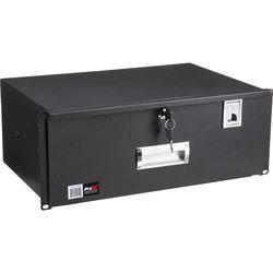 """ProX 12"""" Deep Heavy-Duty Locking Rack Drawer (4 RU)"""