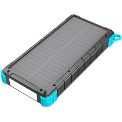 Renogy E.POWER 24,000mAh Waterproof Portable Solar Charger with Built-In Panel