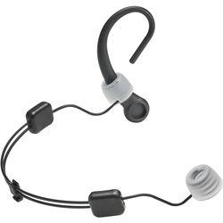 Audio-Technica AT8464 Dual-Ear Adapter Kit (Black)